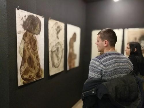 Gallery center Varaždin, Croatia